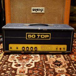 Vintage 1970s Carlsbro 50 Top