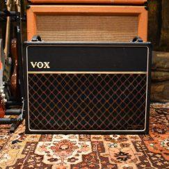 Vintage 1980s Vox V125 'Climax' 2x12 UK Valve Amplifier Amp