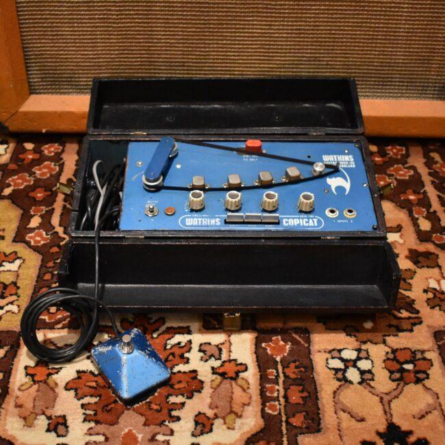 Vintage 1960s Watkins Copicat MK2 Valve Tape Echo Unit