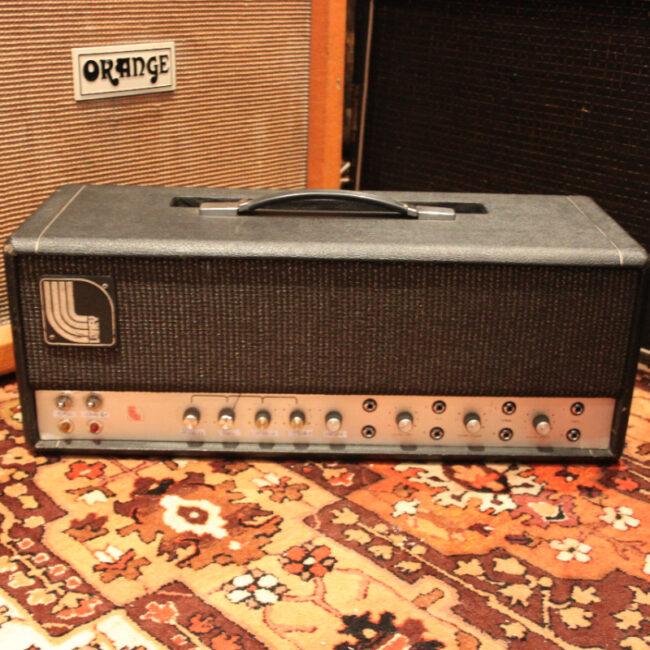 Vintage 1970s Laney Klipp L60 PA Valve Amplifier Head