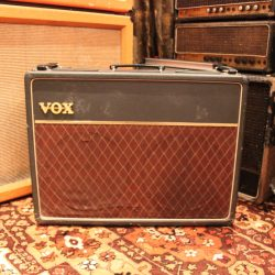 Vintage 1964 Vox AC30 Bass 2x12 Copper Combo Valve Amplifier
