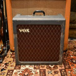 Vintage 1960 Vox AC15 TV Front 2 Tone Amplifier