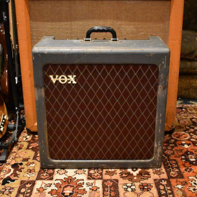 Vintage 1960 Vox AC15 TV Front 2 Tone Amplifier