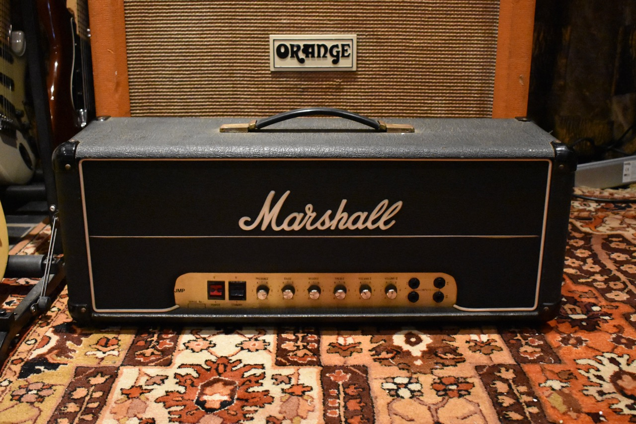 Vintage 1979 Marshall JMP 50w MKII Amplifier SERVICED