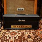 Vintage 1973 Marshall JMP 50w Bass Amplifier SERVICED