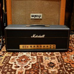 Vintage 1973 Marshall JMP 50w Bass Valve Amplifier