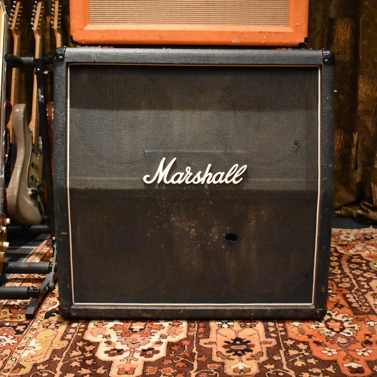Vintage 1977 Marshall JMP 4x12 Speaker Cabinet Celestion G12H