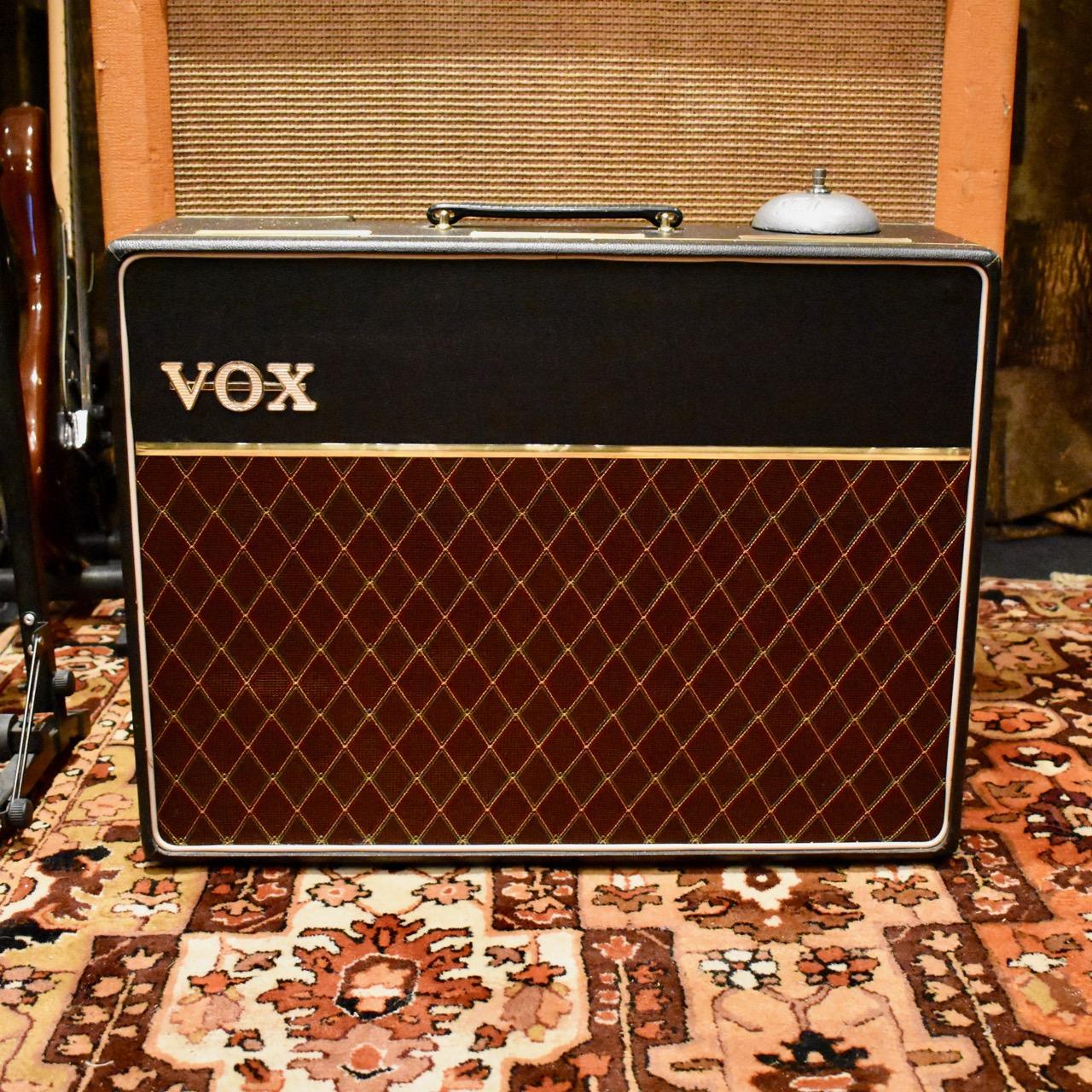 Vintage 1964 Vox AC10 Twin JMI 2x10 Combo Amp MINT