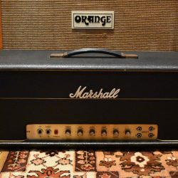 Vintage 1975 Marshall JMP Lead Bass 50w Valve Head Amplifier