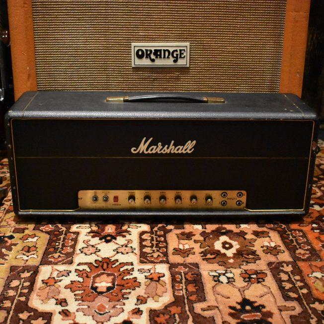Vintage 1973 Marshall JMP 50w Lead Amplifier SERVICED