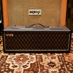 Vintage 1964 Vox AC30 Top Boost Valve Amplifier Head