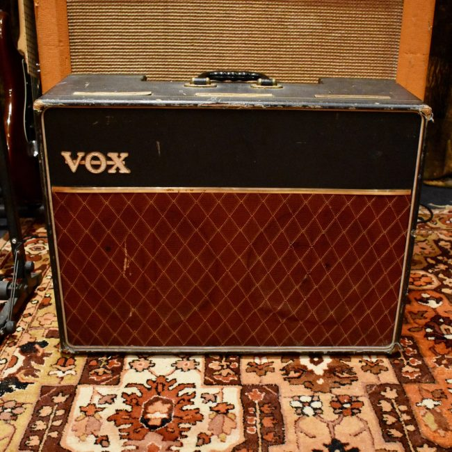 Vintage 1963 Vox AC10 Twin Valve Amplifier Combo