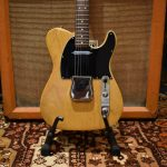 Vintage 1970 Fender USA Telecaster Natural Blonde Guitar 6.4lbs