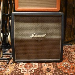 Vintage 1973 Marshall 1960A 4x12 Cabinet & Original Cover