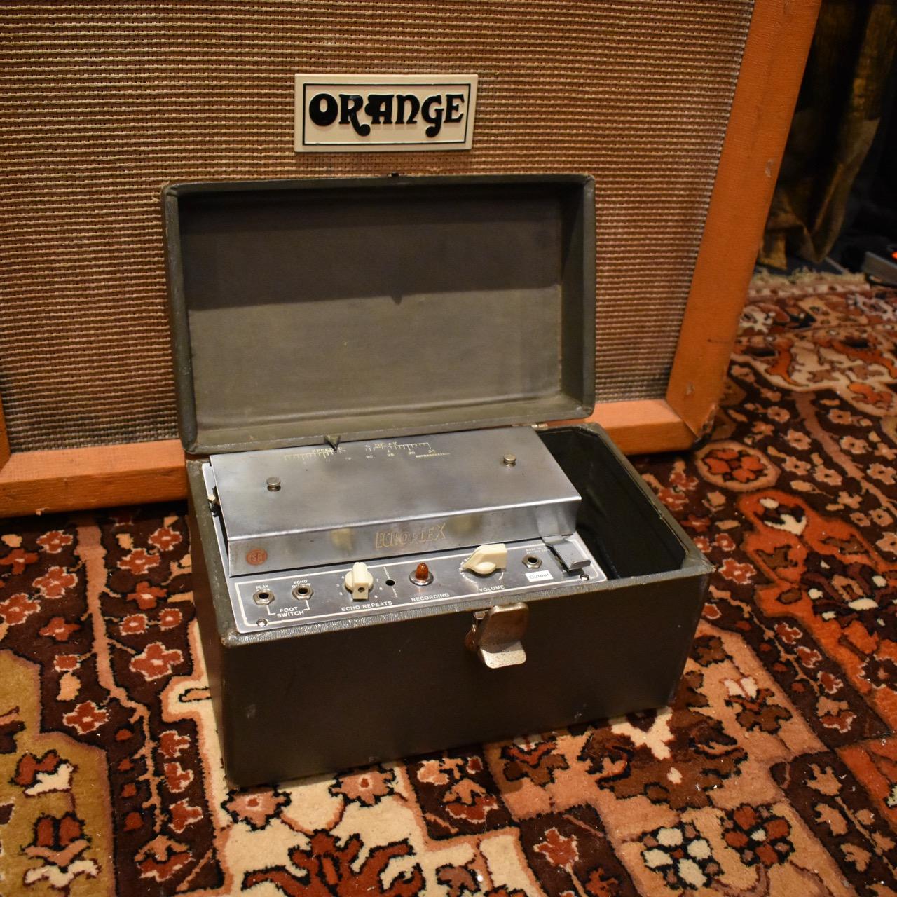 Vintage 1960s Maestro Echoplex EP-2 Valve Tape Echo Unit