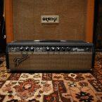 Vintage 1966 Fender Bandmaster Blackface USA Amplifier Head