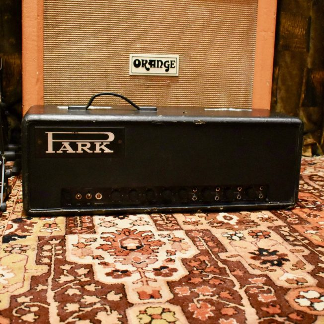 Vintage 1969 Park 150 by Marshall KT88 Plexi Amplifier Head