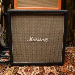 Vintage 1973 Marshall JMP 4x12 1960B Speaker Cabinet