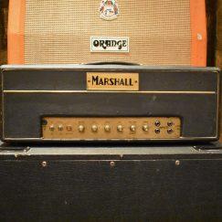 Vintage 1965 Marshall JTM45 MKII PA Block Logo KT66 Amplifier