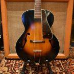 Vintage 1937 Kalamazoo Gibson KG31 Guitar & Hard Case