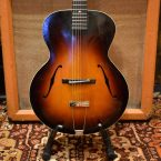 Vintage 1938 Gibson L50 Archtop Guitar & Case
