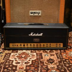 Vintage 1969 Marshall JMP Super PA 100 Amplifier Head
