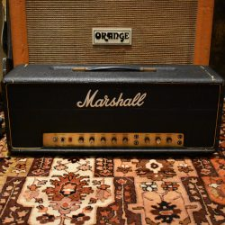 Vintage 1976 Marshall JMP Artiste 2048 100w Valve Amplifier Head