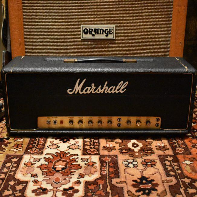 Vintage 1976 Marshall JMP Artiste 2048 100w Valve Amplifier