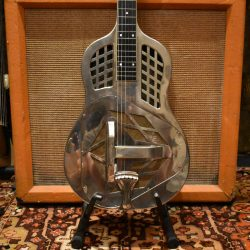 Vintage 1930s National Style 1 Tricone Resonator Square Neck Guitar
