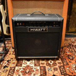 Vintage 1983 Hiwatt Custom 50w SA112 Combo Amplifier