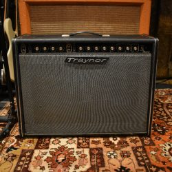 Vintage 1970s Traynor YGL3 2x12 Mark III Amplifier Combo