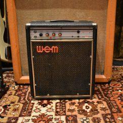 Vintage 1970s WEM Watkins Westminster 20w Amplifier