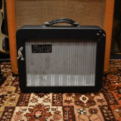 Vintage 1960s Burns London Orbit Two 2x10 Combo Amplifier