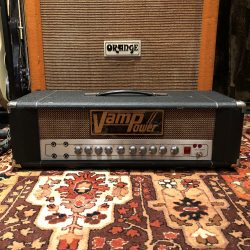 Vintage 1970 Vampower MK1A Original Marc Bolan Valve Amplifier
