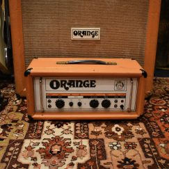 Vintage 1970s Orange OR120 Valve Guitar Amplifier Amp Modded FAC