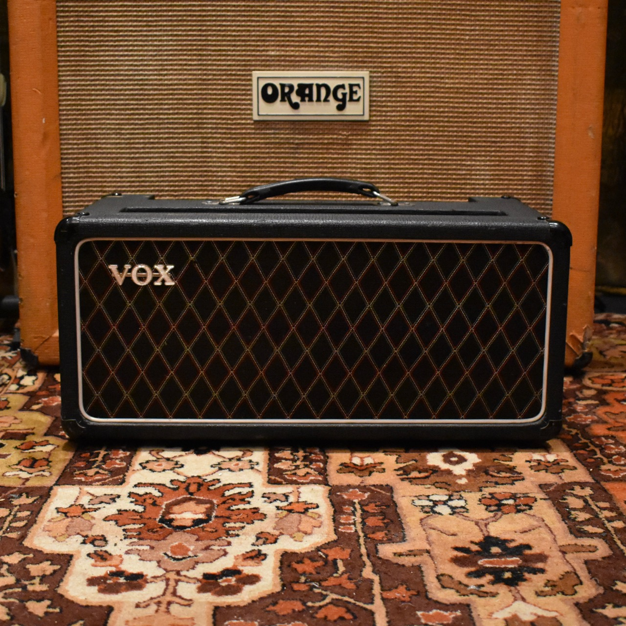 Vintage 1966 Vox AC50 Big Box JMI Valve Amplifier Head