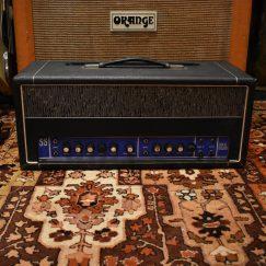 Vintage 1969 1970 Sola Sound SS100 Hiwatt Valve Guitar Amplifier