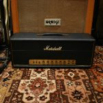 Vintage 1973 Marshall JMP Organ 50w Guitar Valve Amplifier Head