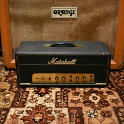 Vintage 1971 Marshall JMP PA20 Valve Guitar Head Original Cover