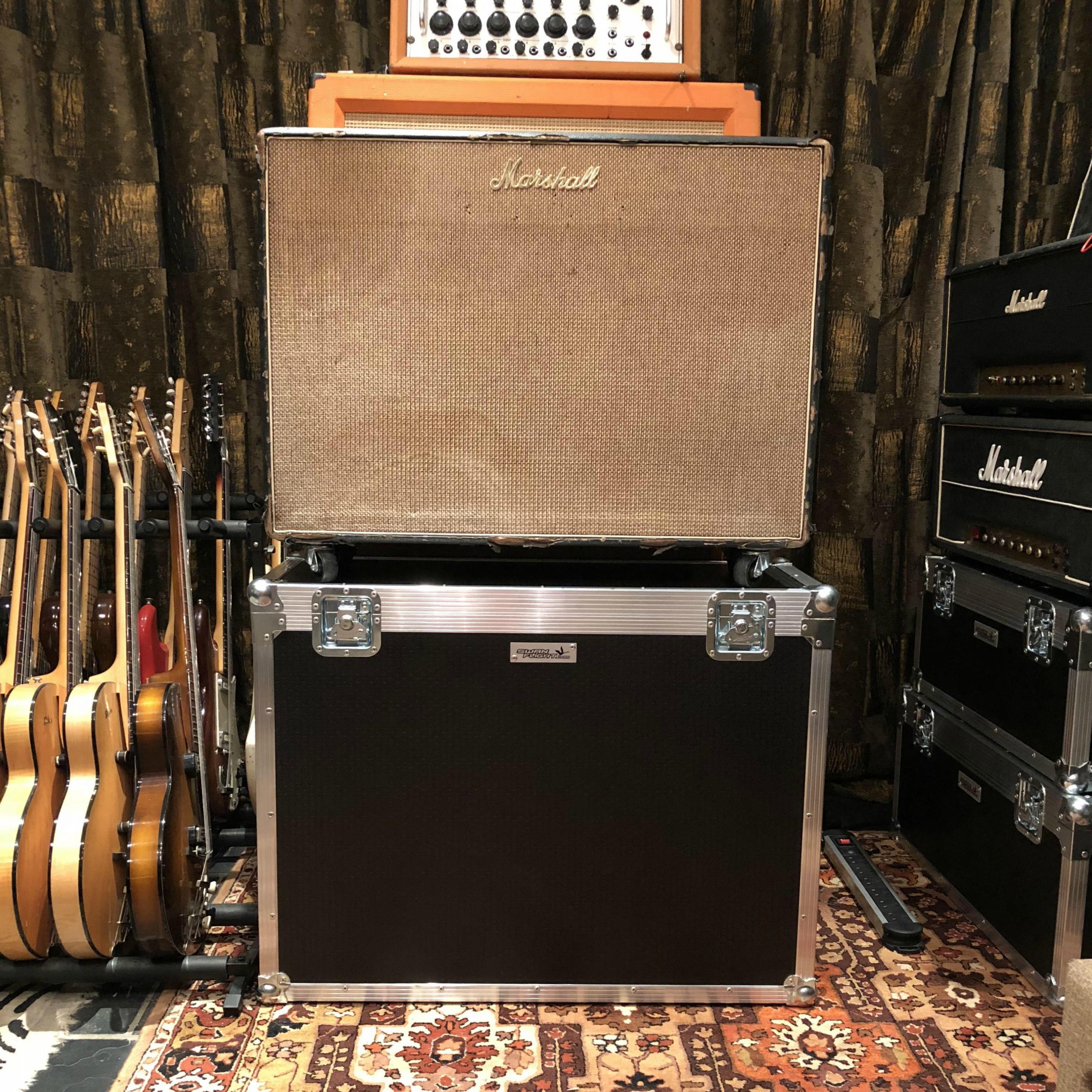 Vintage 1969 Marshall Bluesbreaker 50w Tremolo Model 1962 Guitar Amplifier