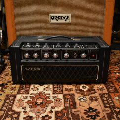 Vintage 1970s Vox Supreme 200w Solid State Valve Amplifier Head