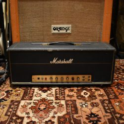 Vintage 1971 Marshall JMP Super Lead 100 Watt Valve Amplifier