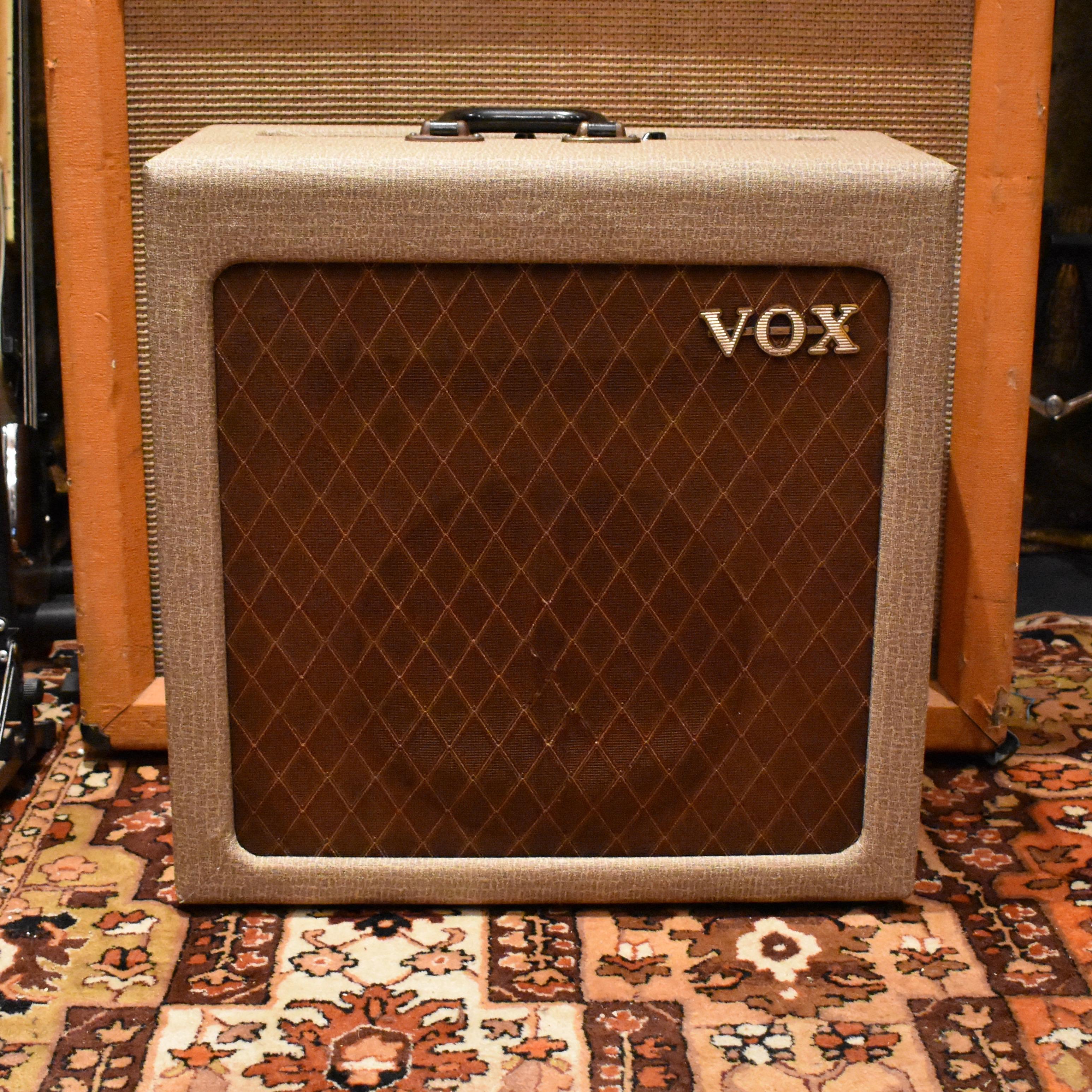 Vintage 1959 Vox AC15 1st Circuit Fawn Valve Amplifier