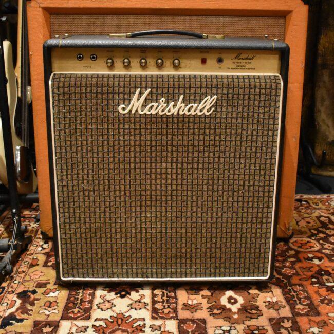Vintage 1972 Marshall Specialist 2046 Reverb Trem 25w Valve Amplifier