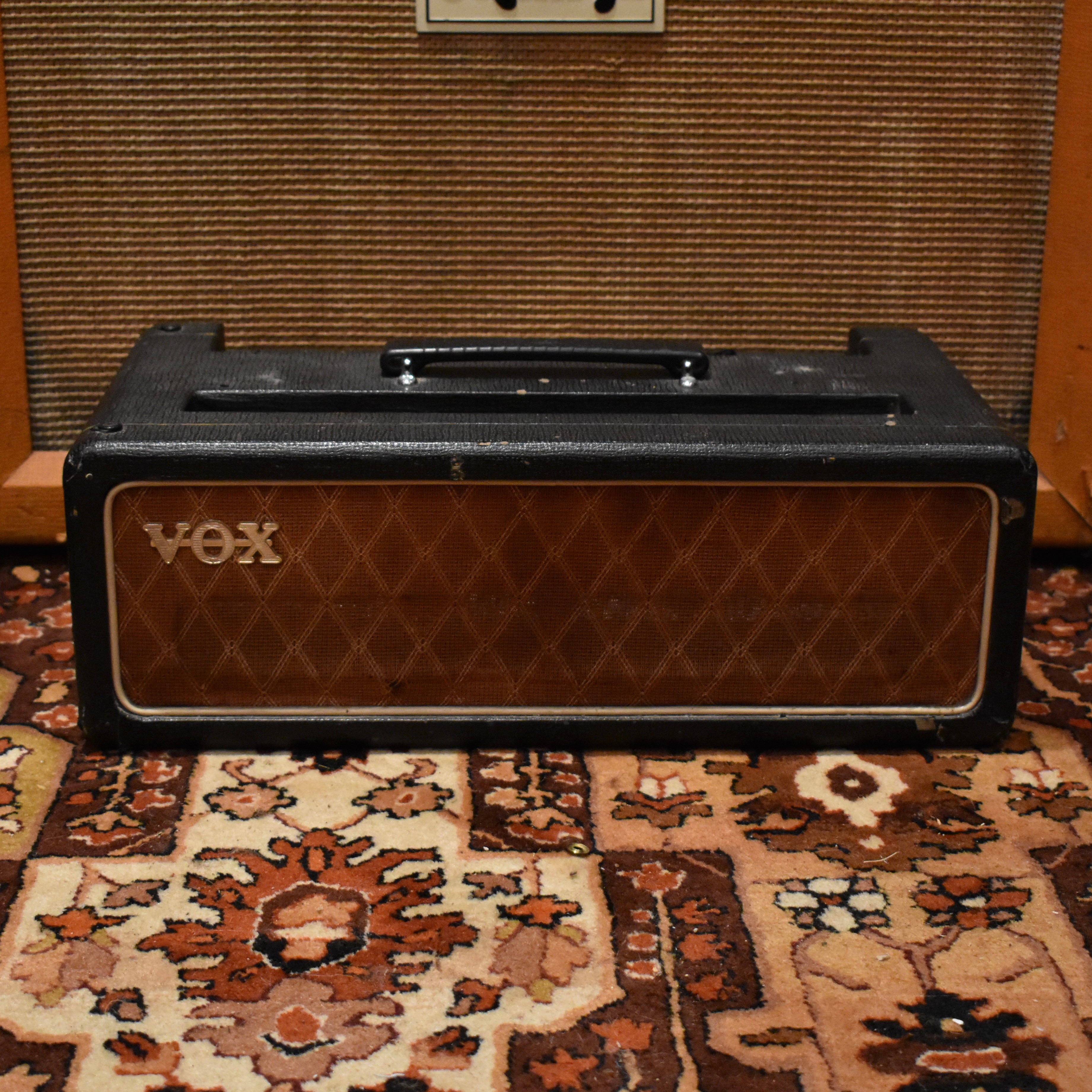 Vintage 1964 Vox JMI AC50 MKII Small Box Valve Amplifier
