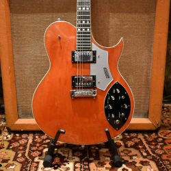 Vintage 1978 Gretsch Atkins Super Axe 7680 Phaser Compressor Guitar