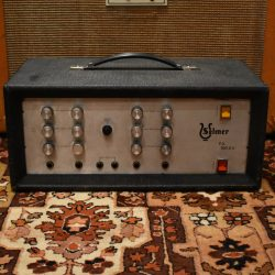 Vintage 1970s Selmer PA 100 SV Original Valve Head Amplifier