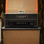Vintage 1975 Hiwatt Custom 100 DR103 Valve Amplifier Head