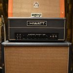 Vintage 1974 Hiwatt Custom 100 DR103 Valve Amplifier Head