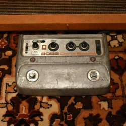 Vintage 1970s Boss CE1 Chorus Ensemble Stereo Guitar Effects Pedal